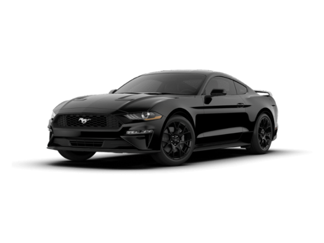 New  2019 Ford Mustang Ecoboost Coupe in Hanford, CA